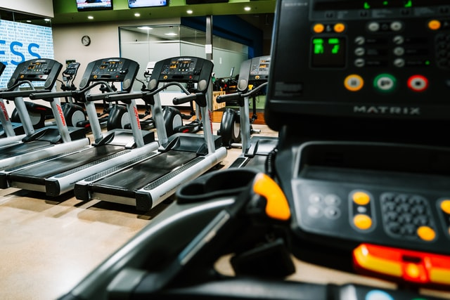 Important Parts Of Treadmill