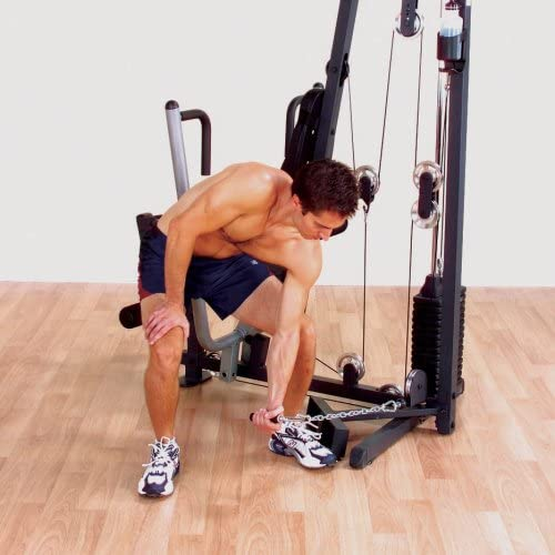 Features Of The Body Solid G1S Home Gym