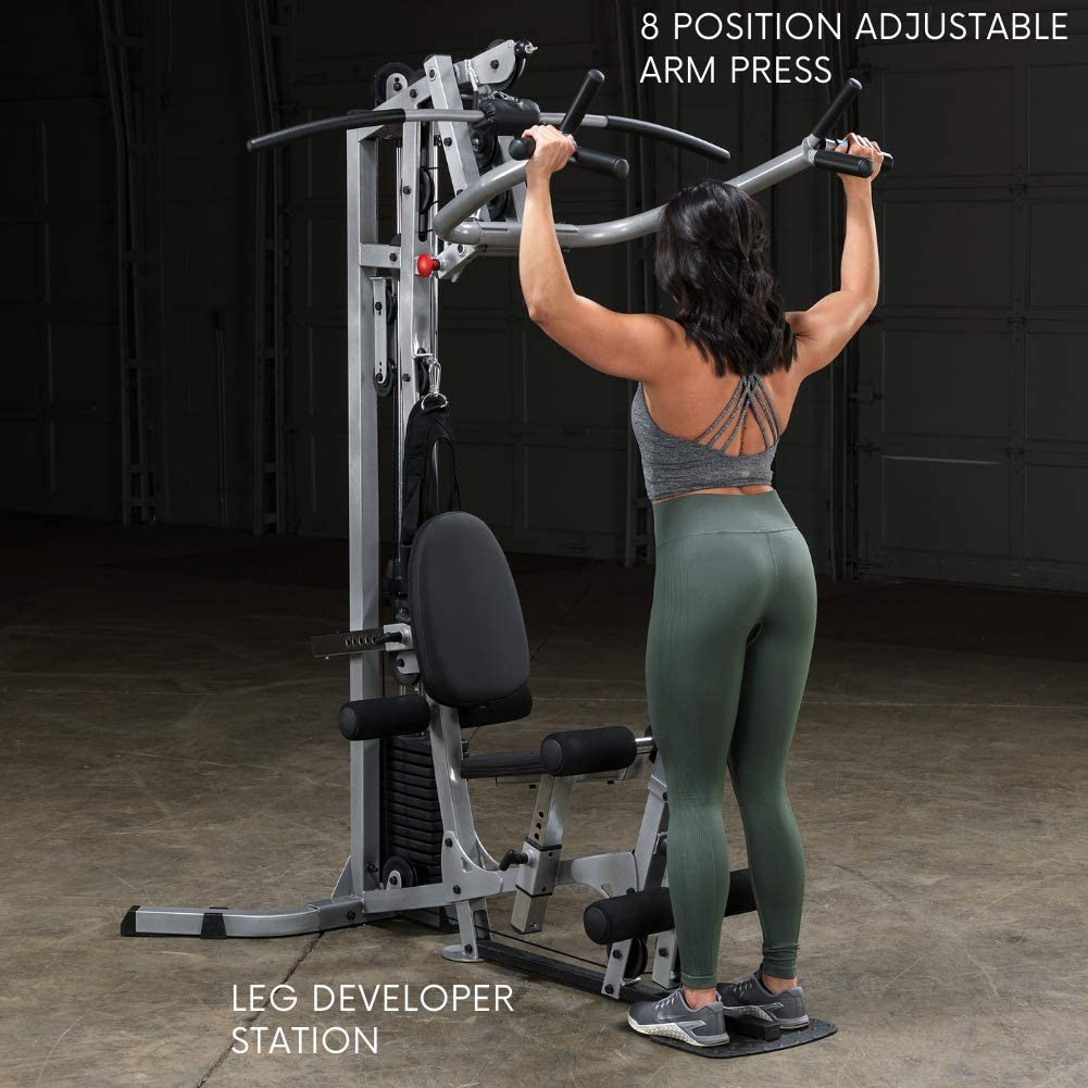 Body Solid BSG10X Home Gym Review