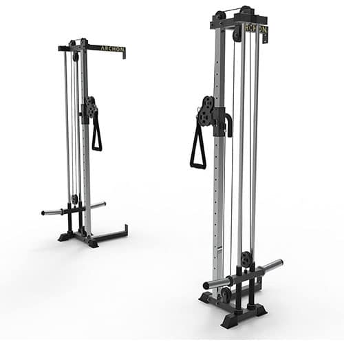 ARCHON Wall Mount Cable Crossover Station